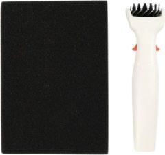 Creotime Snijmal borstel & Foam Pad, afm 4x15,5 cm, 1 stuk