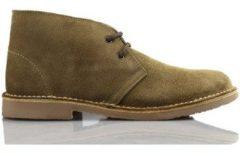 Beige Hoge Sneakers Arantxa AR PISACACAS S