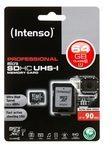Intenso 3433490 64GB MicroSDXC UHS Class 10 Speicherkarte 3433490