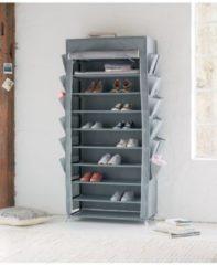 Trendfabrik MiaVILLA Schuhschrank Mandala Grau