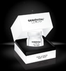 Gerovital Luxury Youth Activator Night Cream 50ml