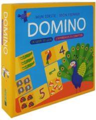 ZNU Mijn eerste Domino - Ik leer tellen / Mon premier Domino - J'apprends à compter
