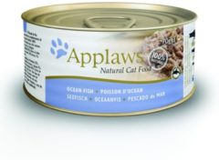 Applaws cat blik adult ocean fish kattenvoer 70 gr