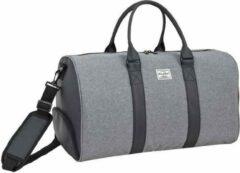BlackFit8 Grey & Black - Sporttas - 53 cm - Multi