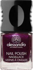 Paarse Alessandro Nail Polish - 90 Purple Purpose - 10 ml