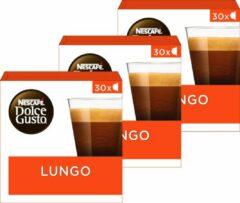 NESCAFÉ Dolce Gusto Nescafé Dolce Gusto capsules Lungo - voordeelverpakking - 90 koffiecups geschikt voor 90 koppen koffie