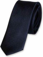 E.L. Cravatte Kinderstropdas - Donkerblauw - 100% Zijde