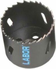 Labor Gatzaag bi-metaal - (D) 76.0mm x (L1) 40mm