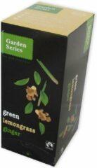 Garden Series Groene Thee Citroen en Gember - groen Lemongrass Ginger