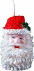 Rode Wendyskaarsenwereld Kerstman Kaars