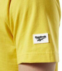 Gele Reebok Classics Advance T-shirt