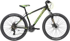 27,5 Zoll Herren Mountainbike 21 Gang Adriatica RCK Adriatica schwarz-gelb