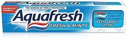 Afbeelding van Aquafresh Tandpasta Fresh & Minty 100 mL