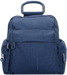 Mandarina Duck MD20 Small Backpack QMTT1 Dress Blue