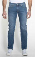 Blauwe Pierre Cardin Pierre Cardin Lyon Lyon Tapered fit Jeans Maat W31 X L34
