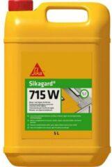 SikaGard-715 W - Antischuim, anti-korstmossen en anti-algen - Sika