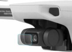 Transparante 50CAL DJI Mavic Mini camera lens beschermer protector gehard glas (2 stuks)