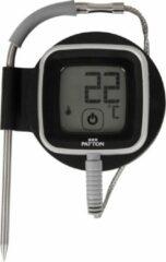 Patton Emax Bluetooth Smart Thermometer I Inclusief 1 RVS Probe Zwart/Middengrijs