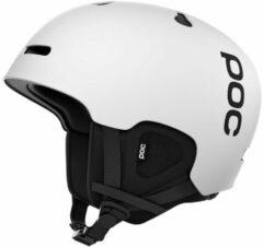 Witte POC Auric Cut Skihelm - Matt White - Unisex - Maat XS-S