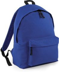 Blauwe BagBase Backpack Rugzak - 18 l - Bright Royal