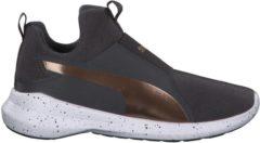Sneaker Rebel Mid Speckles im stylischen Design 365250-01 Puma Asphalt-Bronze