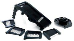 Zwarte Mastrad Mandoliene - Multifunctioneel - Zwart