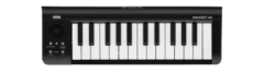 KORG microKEY2 Air 25 MIDI keyboard Zwart Minitoetsen