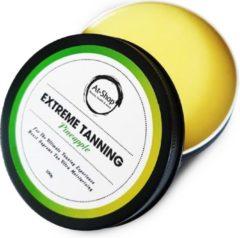Extreme Tanning | Shine Brown | Tanning butter| Zonnestralen | Zonnebank | At-Shop | Sneller bruin | Zonnecreme | Zonnebrand| Ananas| Pineapple