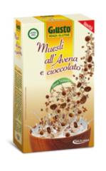 Giuliani Giusto Muesli all'Avena e Cioccolato senza glutine 300g