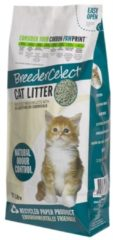 Breedercelect Kattenbakvulling 100 Procent Recycled - Kattenbakvulling - 30 l