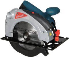 """""""Silverline 1300 W Silverstorm cirkelzaag met lasergeleider, 185 mm"""""""