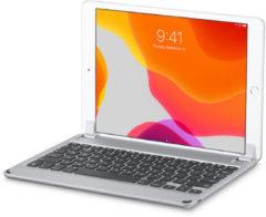 Brydge draadloos toetsenbord iPad (2020 & 2019) - zilver