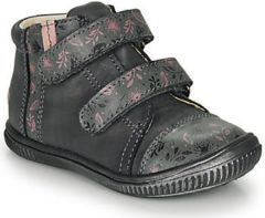 Grijze Hoge Sneakers GBB ODITA