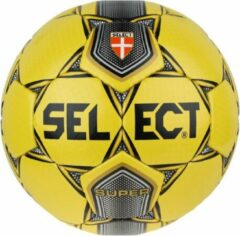 Select Super Ball SUPER YEL-BLK, Unisex, Geel, Voetbal