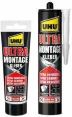 Compedo UHU Ultra-montagelijm, 435g