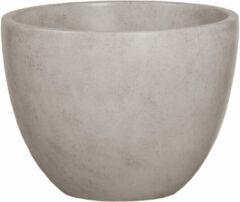 Sanituba Concrete verhoogde waskom beton 36x27.5 centimeter