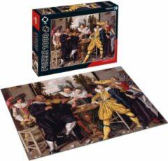 FDBW Puzzel - 1000 stukjes - Volwassenen | Puzzel 1000 | Kunt Puzzel Collectie | Kunst puzzel voor volwassene | Puzzel Kunstwerken