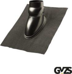 Ubbink Universele Ubiflex Dakdoorvoerpan 15-55° 131 500mm x 600mm zwart inclusief schaal