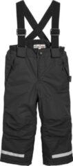 Playshoes Skibroek met bretels Kinderen - Zwart - Maat 80