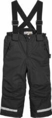 Zwarte Playshoes Winterkleding Unisex Wintersportbroek Maat 80
