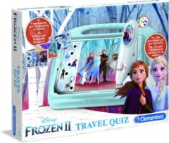 Clementoni reisspel Frozen 2 junior 37 x 28 x 6 cm