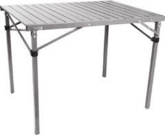 Zilveren Eureka! Campingtafel - Eureka Chenango - Aluminium - 107 x 70 x 75cm