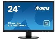 "Iiyama ProLite E2482HD - LED-Monitor - Full HD (1080p) - 61 cm (24"")"
