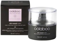 Oolaboo - Skin Superb - Balm - Easy Matching Nutrition Blemish Balm - 50 ml