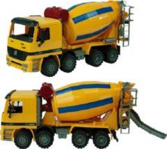 ARO toys Cementwagen geel 38cm