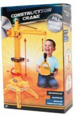 Basic Kraan Met Kabelbesturing En Beweegbare Trolley met Afstandsbediening