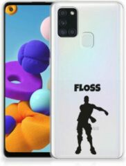 Smartphone hoesje Samsung Galaxy A21s Telefoontas Floss Fortnite