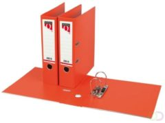 Rode Ordner Quantore A4 80 mm PP oranje