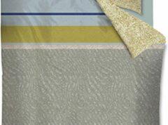 Gouden Oilily dekbedovertrek Twilight gold - extra kussensloop (60x70 cm)