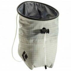 Witte Black Diamond - Ultralight Chalk Bag - Pofzakje maat M/L wit